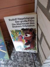 Der große Filou, Die Abenteuer des Ithakers Odysseus, von Rudolf Hagelstange