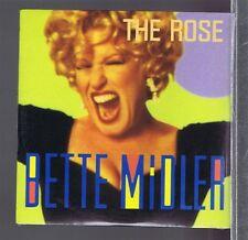 CD SINGLE PROMO NEUF 2 TITRES BETTE MIDLER THE ROSE