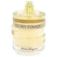 Salvatore Ferragamo ATTIMO Womens 3.4 oz TESTER Perfume Eau De Parfum Spray