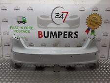 AUDI S3 A3 S LINE 2012 - 2015 GENUINE SPORTBACK 5DR REAR BUMPER P/N: 8V4807511C