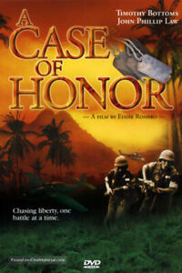 A Case of Honour DVD Timothy Bottoms, John Phillip Law, Candy Raymond