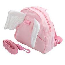 Baby Children Infant Toddler Kids Angel Wings Walking Safety Backpack Bag H H7Q6