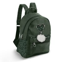 Zaino MICKEY MOUSE DISNEY Verde Donna Woman Backpack Green 38815