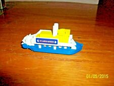 Vintage Corgi JR Paddle Steamer St Louis Queen made in Great Britain