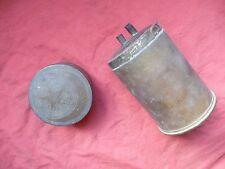 gros briquet / lampe artisanat de tranchée armée d'Afrique spahis ww1 obus