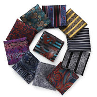 Accessorie Paisley Floral Hanky Handkerchief Men's Pocket Square Pocket Towel