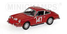 1/43 Porsche 911  Rally Monte Carlo 1965  Class Winners  Linge/Falk