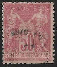 FRANCE - TYPE SAGE N° 104 OBLITERE