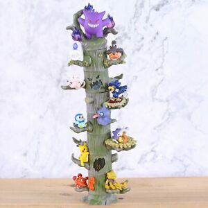 Pokemon Rare Collectible Tree Statue Action Figure Gengar Mew Pikachu And More