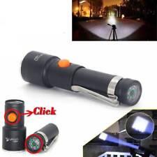 20000Lumens T6 LED Flashlight Light Torch Pocket Mini 18650 Rechargeable Lamp