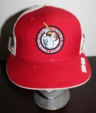 NEAR MINT Vintage Baseball Hat BLACK AMERICAN LEAGUE BASEBALL MUSEUM