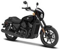 Maisto Modèle Réduit de Moto Miniature Harley Davidson 2015 STREET 750 1/18