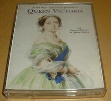 QUEEN VICTORIA--2 CASSETTE AUDIO BOOK