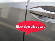 Fit 2001-2010 SATURN BLACK Door Edge Protector Guard Moulding 4pcs