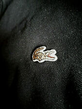 Lacoste Polo Shirt schwarz  8 Gold Limited Edition  3 XL