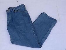 Urban Pipeline mens 42 x 32 jeans regular fit straight tapered light stonewash n