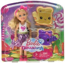 Barbie Dreamtopia - Chelsea und ihre Sandwich-Freunde / Mattel FDJ10 Puppe