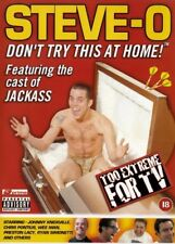 [DVD] Steve-O: Don't Try This at Home!