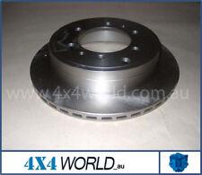 Toyota Landcruiser FZJ70 Series Brake Disc Rotors (2) 08/92->