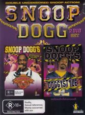 SNOOP DOGG'S Doggystyle + Buckwild Bus Tour Doggs HIP HOP RAP Music (2 DVD SET)