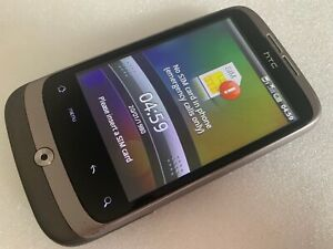 HTC Wildfire A3333 - Mocha (Unlocked) Android Smartphone