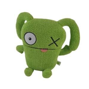 "Ugly Doll Dolls Green Ox Plush 9"" 2019 Hasbro Stuffed toy"