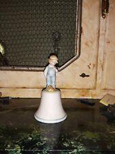Robbie porcelain sculptured bell