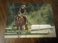 Parelli Savvy Club Dvd Issue 38 Natural Horsemanship