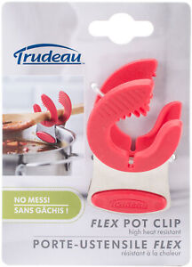 Stainless Steel Flex Pot Clip-Red -09912086