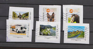 """6 Timbres """"Collector"""""""