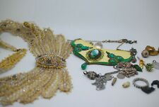 Antique vintage jewellery job lot