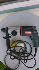 Metabo Khe 24 sp Three Function Gearbox Sds+chisel And Rotary Drill In Fully...