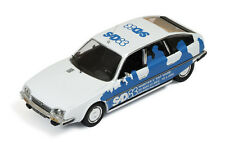 Citroen CX 1983 Salon Des Artists White / Blue 1:43 Model CLC125 IXO MODEL