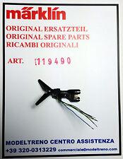 MARKLIN 119490 GANCIO MASCHIO - KUPPLUNG M 37546 39540
