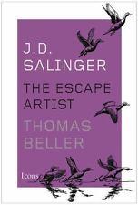 J.D. Salinger: The Escape Artist (Icons) by Beller, Thomas