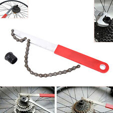 Bicycle Freewheel Turner Chain Cassette Sprocket Remover Tool Repair Tools zh1
