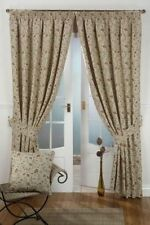 Floral Door Curtains