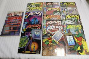 Robin II #1-4 & Sealed Collector's Set #1