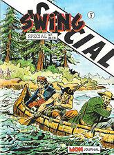 Spécial Capt'ain Swing N°7 - Mon Journal Octobre 988 - TBE