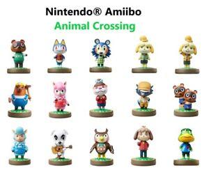 Nintendo® Amiibo Figure Animal Crossing Series Figure - Pick Your Own!
