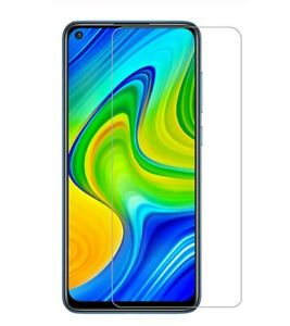 For Xiaomi Redmi Note 9 Tempered Glass Screen Protector Case Friendly