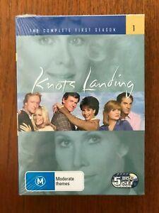 Knots Landing: Season 1 DVD Region 4 New & Sealed
