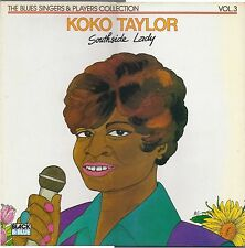 SOUTHSIDE STORY # KOKO TAYLOR - THE BLUES SINGERS & PLAYERS COLLECTION Vol. 3