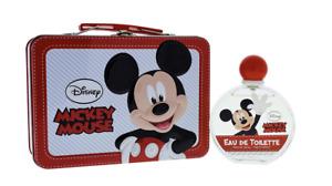 Disney Mickey Mouse By Disney for Kids - 2 Pc Gift Set 3.4oz Edt Spray, Metallic