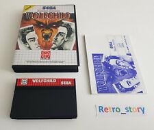 SEGA Master System - Wolfchild - PAL