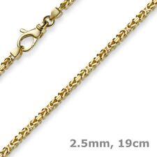 Armbänder ohne Steine aus Gelbgold für Herren günstig kaufen