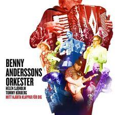 CD Benny Andersson Orkester Bao Mitt hjärta klappar för dig, Abba