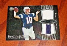 2014 Jimmy Garoppolo Bowman Sterling ROOKIE JERSEY/PATCH Card! Mint!
