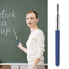 Extendable Retractable Hand Pointer Pole Stick Whiteboard Presenter Teaching Aid