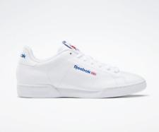 [ Reebok ] NPC II 1354 White All Size Authentic Leather Men's Tennis Shoes